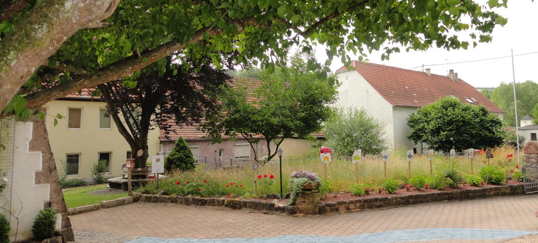 Biblisch-christlicher Garten Niederkirchen © Cora Berger