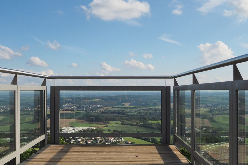 Skywalk Schaumberg Tholey © Cora Berger
