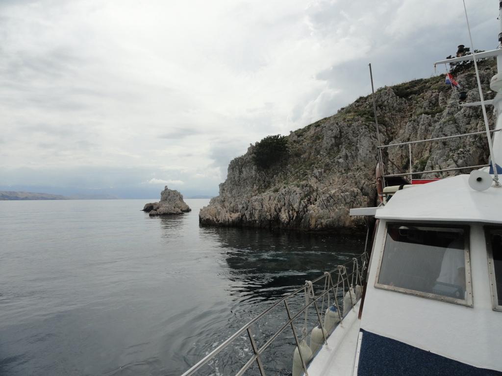 Tauchboot Dive Loft Krk © Cora Berger