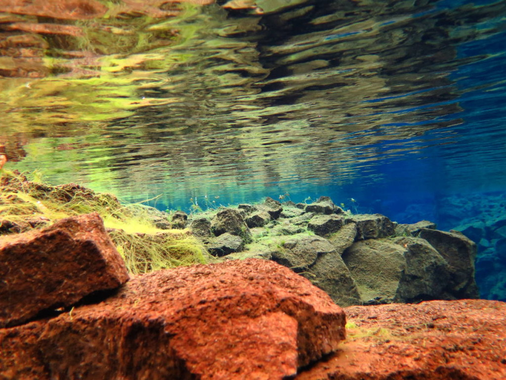 Underwaterworld Silfra © dive.is