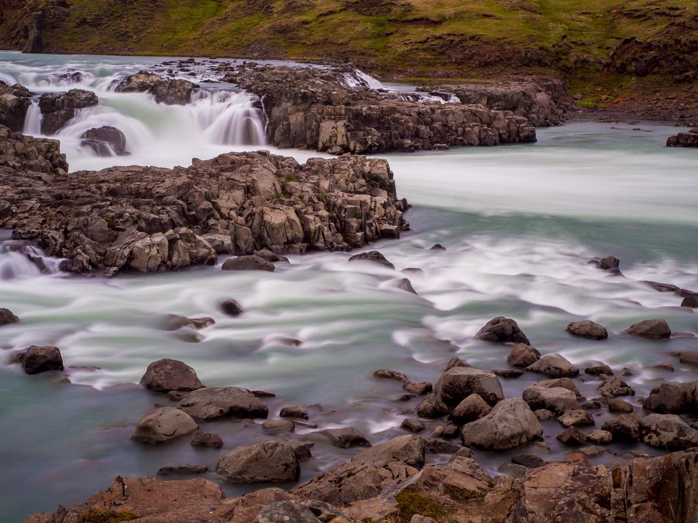 Urridafoss Iceland © Markus Backes
