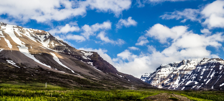 Landschaft Ost-Island 2015 © Markus Backes