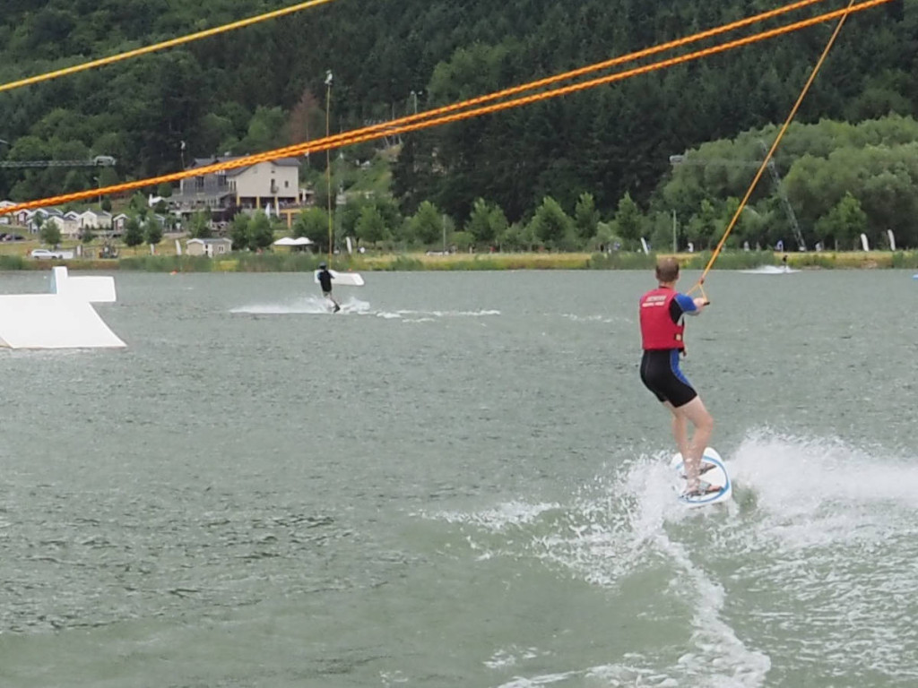 Riol Wakeboarding So geht's © Cora Berger