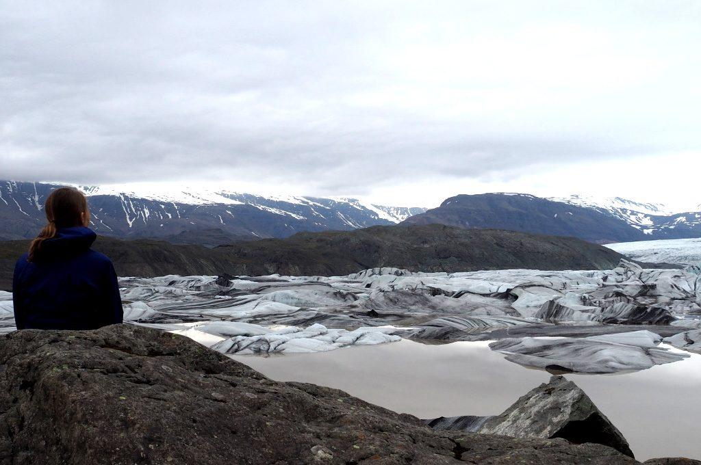 Hoffellsjökull Cora Iceland 2015 © Markus Backes