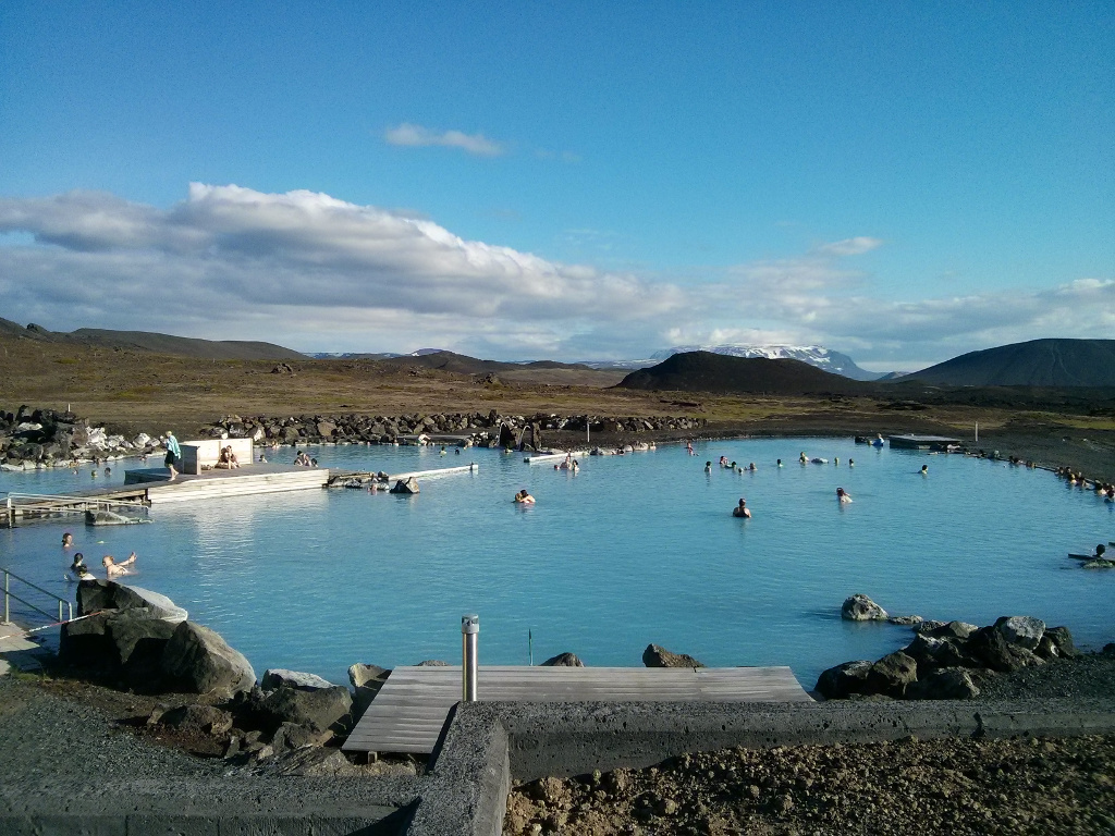 Myvatn Nature Baths 2015 © Cora Berger