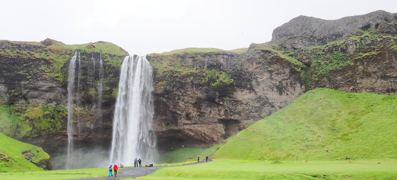 Seljalandsfoss Iceland 2015 © Cora Berger