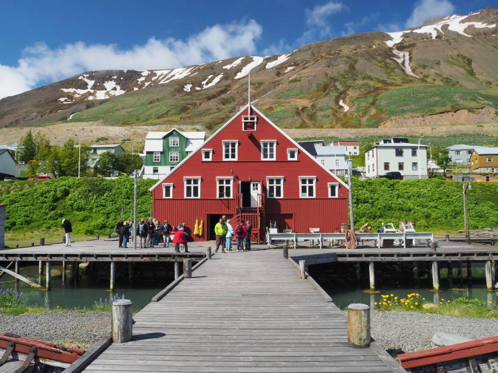 Heringmuseum in Siglufjördur © Cora Berger | greenshapedheart.de