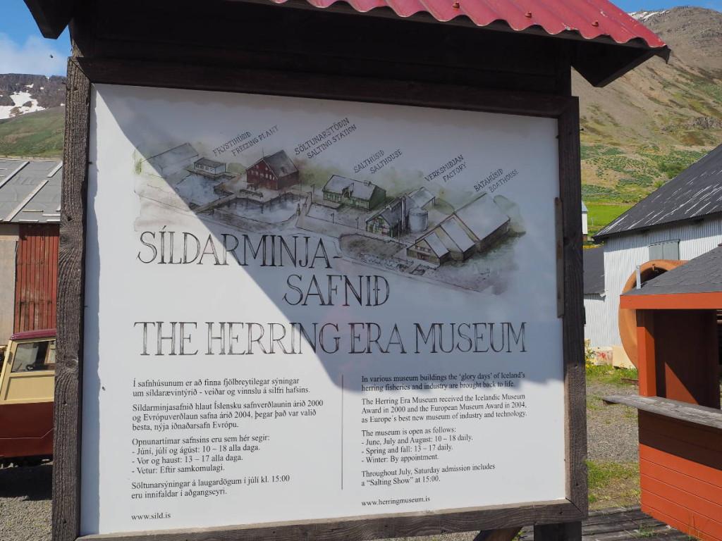 Siglufjörur Heringmuseum © Cora Berger | greenshapedheart.de