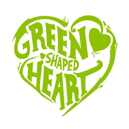 Logo Green Shaped Heart transparent © Jochen Heyd