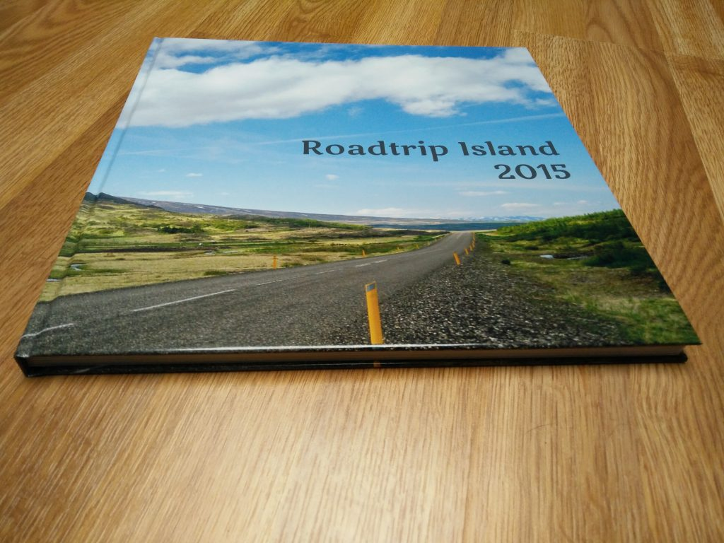 Titel Island-Fotobuch Saal-Digital Test © Cora Berger | greenshapedheart.de