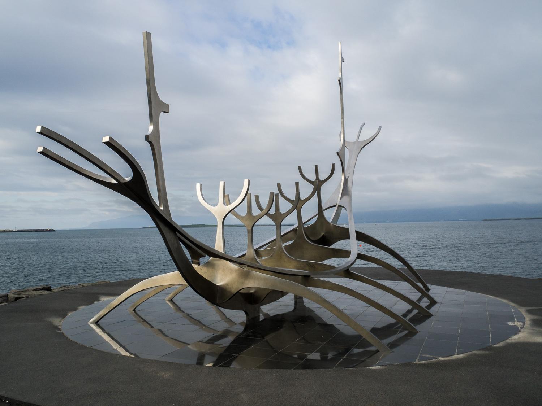 Solfar Reykjavik © Cora Berger | greenshapedheart.de