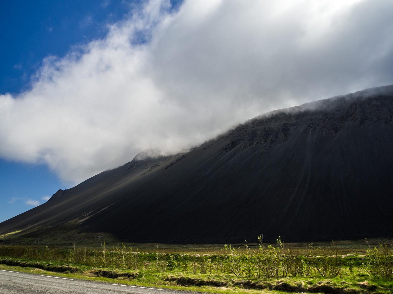 Vulkane am Rand der Ringstraße R! © Cora Berger | greenshapedheart.de