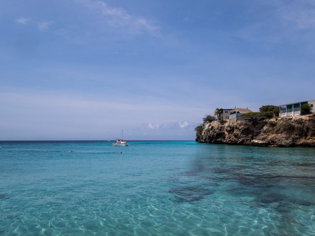 Bucht von Playa Grandi, Curaçao © Markus Backes
