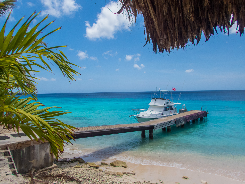 Tauchbasis am Playa Kalki auf Curaçao © Markus Backes