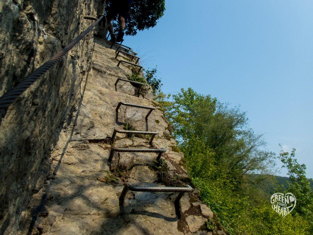 Traumschleife Mittelrhein-Klettersteig © Cora Berger | greenshapedheart.de